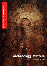 Archaeology Matters No 1