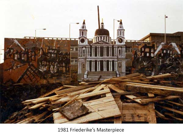 1982 Photo from Friederike Hammer