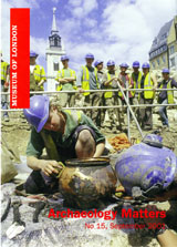 Archaeology Matters No 15