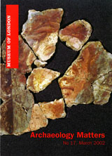 Archaeology Matters No 17