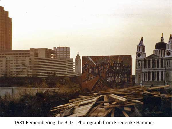1981 Photo from Friederike Hammer